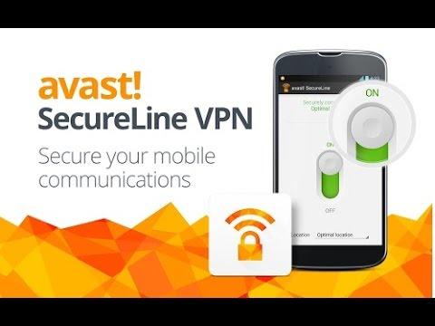 J'ai testé le VPN avast securline : mon avis et opinion