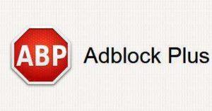 bloqueur de pub - AdBlock