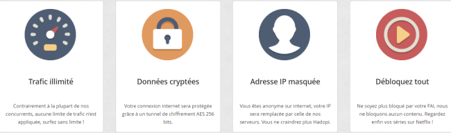 ZenServ meilleur VPN gratuit