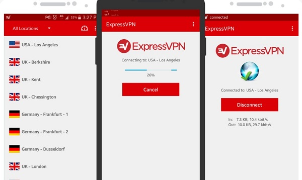 VPN Android express VPN