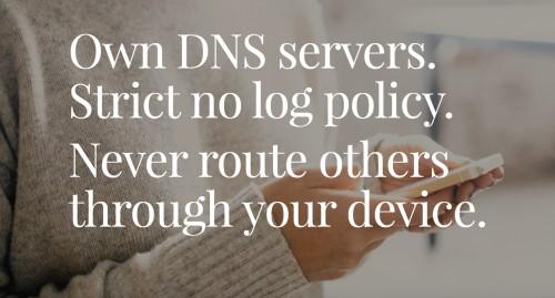 DotVPN no logs