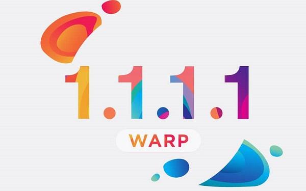 warp cloudflare